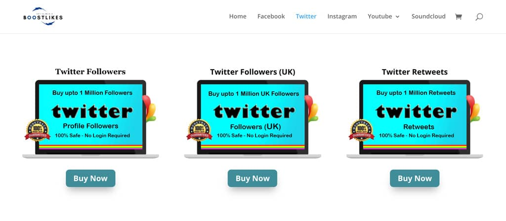 Buy Twitter followers from the UK that are real and active